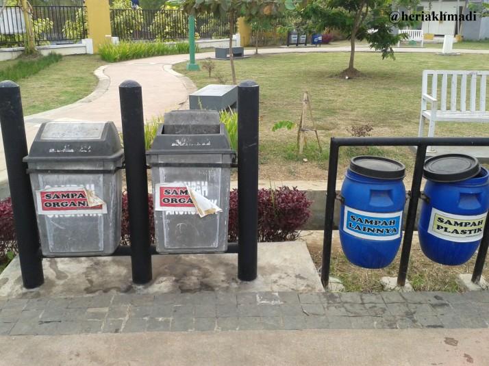 foto tempat sampah