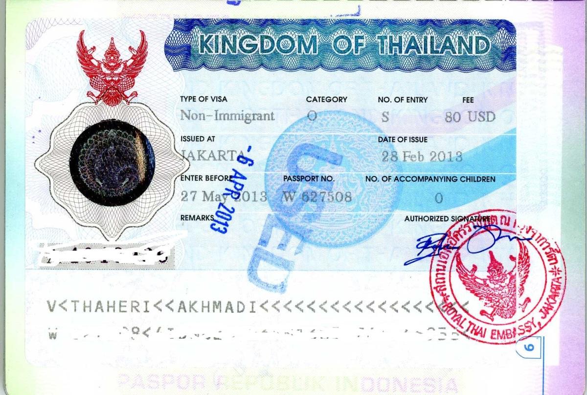 Memahami dan Mengurus Visa Studi dan Visa Kunjungan ke Thailand